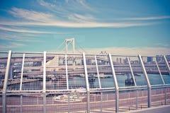 Tokyo-Stadt Lizenzfreie Stockfotografie