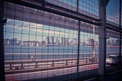 Tokyo-Stadt Stockfoto