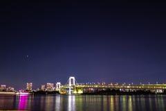 Tokyo-Stadt Lizenzfreie Stockbilder