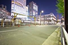 Tokyo-StadtTriebwerkanlage lizenzfreie stockfotos