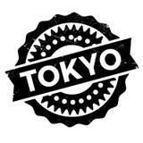 Tokyo stamp rubber grunge Royalty Free Stock Photo