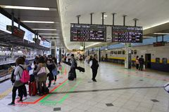 Tokyo Station Stock Photo