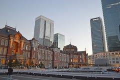 Tokyo-Station Lizenzfreie Stockbilder