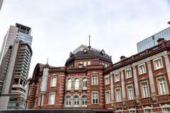 Tokyo Station. Royalty Free Stock Image