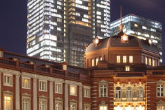 Tokyo Station Stock Images