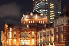 Tokyo Station. New Tokyo Station Renovated 2013 royalty free stock photography