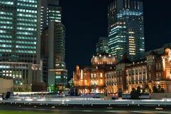 Tokyo Station Royalty Free Stock Photos