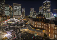 Tokyo Station Stock Photography