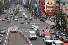 Tokyo street Stock Images