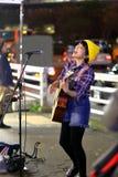 Tokyo :Street performer Stock Images