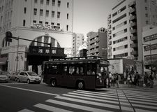 Tokyo Street Stock Photo
