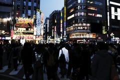 Tokyo street Stock Photography