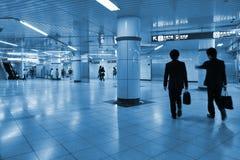 Tokyo subway Royalty Free Stock Photography