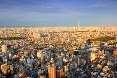 Tokyo sunset Royalty Free Stock Photos