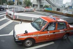 Tokyo taxi Japan Royalty Free Stock Image