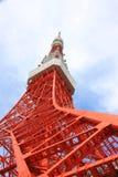 tokyo torn Arkivfoton