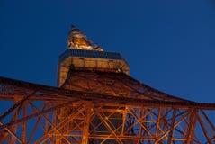 Tokyo torn underifrån fotografering för bildbyråer