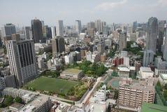 tokyo tornsikt royaltyfria foton