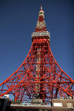 Tokyo Tower. The Tokyo Tower in Tokyo, Japan Stock Images