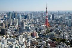 Tokyo tower Royalty Free Stock Photography