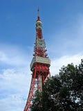 Tokyo Tower. Japan royalty free stock photo