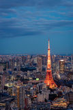 Tokyo Tower Royalty Free Stock Photos