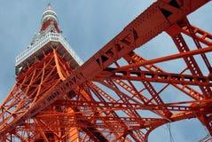 Tokyo tower detail Stock Image