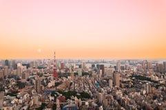 Tokyo Tower Stock Image