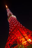 Tokyo Tower Japan Stock Photography