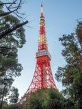Tokyo tower is landmark of Tokyo Stock Photo