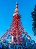 Tokyo tower is landmark of Tokyo Royalty Free Stock Image
