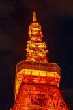 Tokyo Tower Minato District Royalty Free Stock Photos