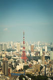 Tokyo Tower Stock Image