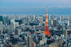 Tokyo Tower Stock Photography