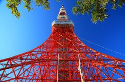 Tokyo tower,tokyo,Japan Royalty Free Stock Images
