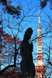 Tokyo tower,tokyo,Japan Royalty Free Stock Photo