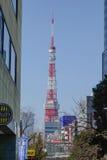 Tokyo tower  in Tokyo, Japan Royalty Free Stock Image