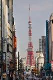 Tokyo tower  in Tokyo, Japan Stock Image