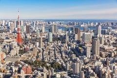 Tokyo Tower, Tokyo Japan Royalty Free Stock Photo