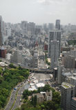 Tokyo Tower View Royalty Free Stock Photography
