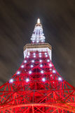 Tokyo Tower Stock Images
