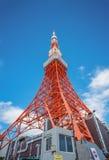 Tokyo-Turm in Tokyo Lizenzfreies Stockfoto