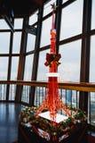 Tokyo-Turmminiatur in Tokyo, Japa Lizenzfreies Stockbild