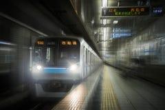 Tokyo underground Stock Photos