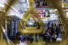Tokyo Untertage Stockfoto