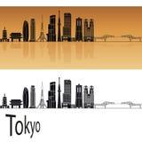 Tokyo V3 skyline Stock Image