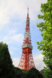 tokyo wierza Zdjęcie Stock