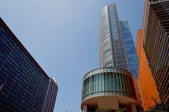 Tokyo-Wolkenkratzer Lizenzfreie Stockfotos