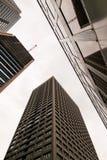 Tokyo-Wolkenkratzer Lizenzfreies Stockfoto