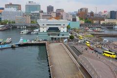 Tokyo Yokohamahaven Royalty-vrije Stock Afbeelding